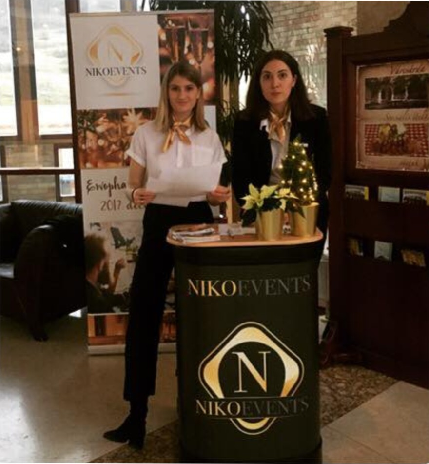 Niko Events pult